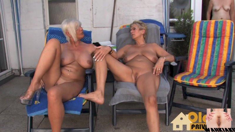 Oldies sex mit Old Women