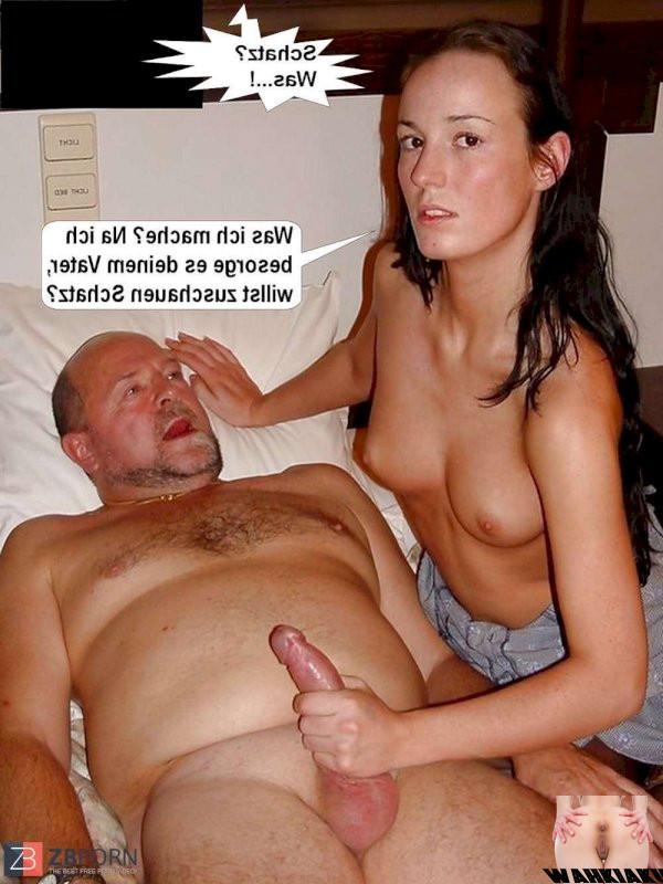 German cuckold captions
